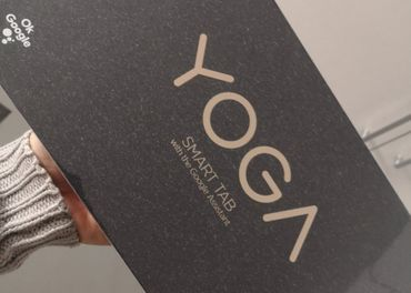 Tablet Lenovo yoga smart tab