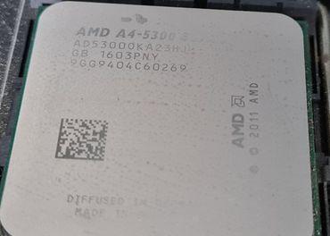 AMD A3-5300S socket FM2 + matičná