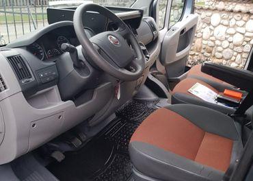 Fiat ducato 2.3 multijet 88kw 120ps rv.2010