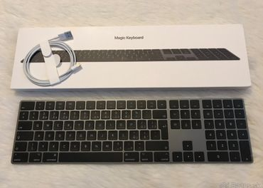 Apple Magic Keyboard CZ klávesnica