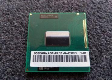 predám procesor pre notebooky Intel® Core™i3 3120M