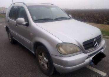 Mercedes-benz ML320 160kw  4x4