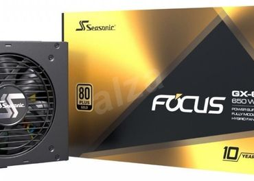 Seasonic Focus GX 550 W Gold