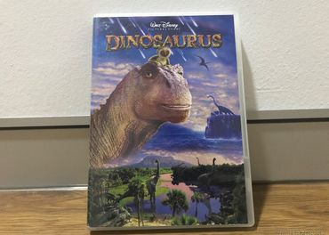 Úžasný film DINOSAURUS