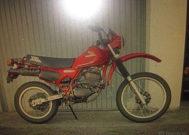 Honda XL 500 náhradné diely
