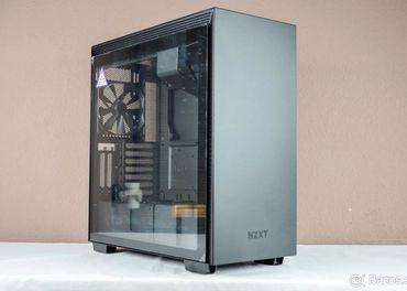 TIP&TOP: Perfektná PC skrinka NZXT H710i (HIGH-END)  TOP