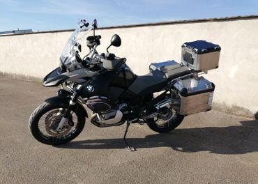 BMW R 1200 GS Adventure 2009