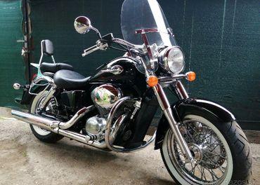 HONDA VT750 shadow /limited verzia, /,krásny stav