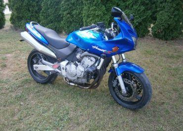 Honda CB600S hornet rv2001