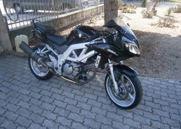 Suzuki SV650S rv2004