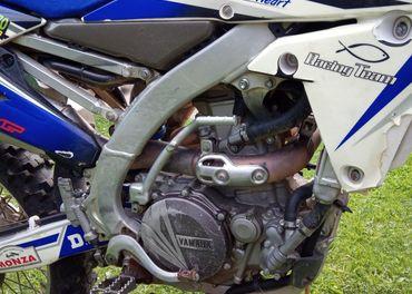 Yamaha yzf 450 r.v. 2014