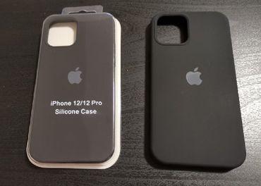 Obal na iPhone 12 / 12 Pro / 12 Pro Max silikónový kryt