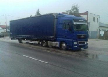 Vodic kamiónu SK, Striedac.