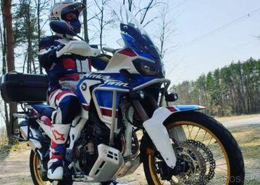 Predám Honda Africa Twin Adventure Sports CRF1000D2 Dct