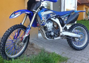 Yamaha 450yzf