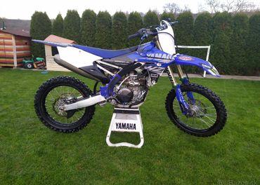 Yamaha yz450f 2017 top stav