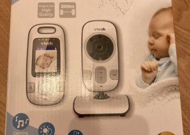 Baby monitor  Safe&Sound BM2600