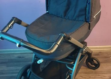 Peg Perego 3v1 Luxe Bluenight