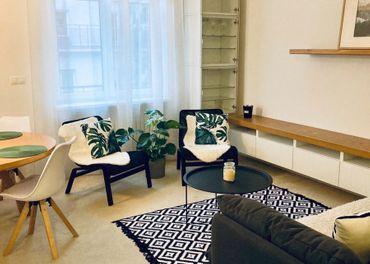 Prenájom 3 izb.byt pri Horskom parku