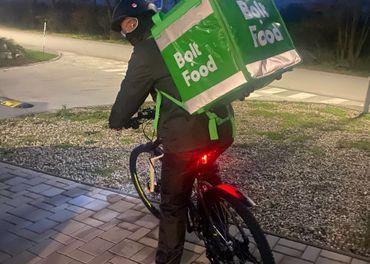 BoltFood CykloKurier Slovensko