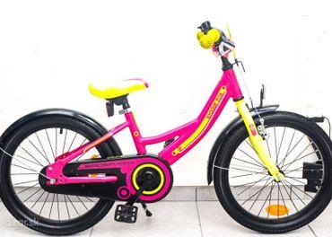 Predám detský bicykel LEADER FOX 18