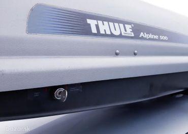 stresny box truhla Thule alpine 500