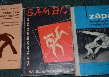 knihy so šport. tématikou