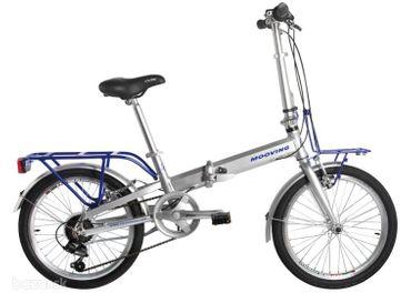 Predám skladací bicykel Mooving 20