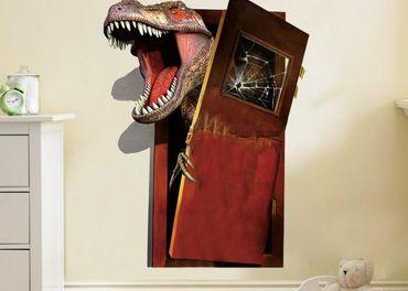 Dinosaruri dekoracne nalepky