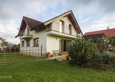 Rodinný dom v Oravskej Porube