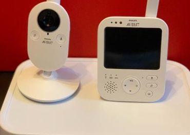 predám PHILIPS AVENT baby monitor/kameru
