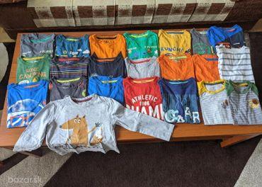 Detské chlapčenské oblečenie veľkosť 110 (4-5 r.)