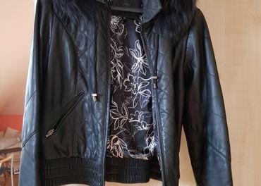 Dámska kožená bunda Kara