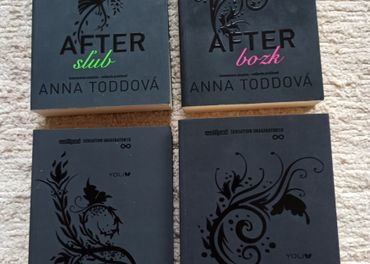 Anna Todd - seria After