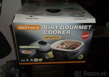 Delimano Gourmet hrniec - predám