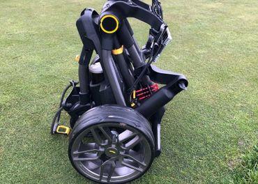 Elektrický Golfový vozík POWAKADDY C2i EBS GPS