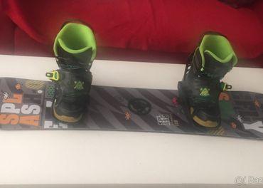 Snowboard 115 cm