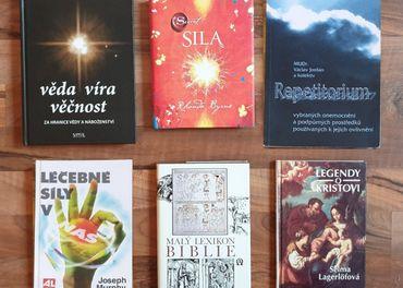 Knihy: Ezoterika, mystika, duchovno, osobny rozvoj