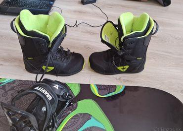 Snowboard 164cm