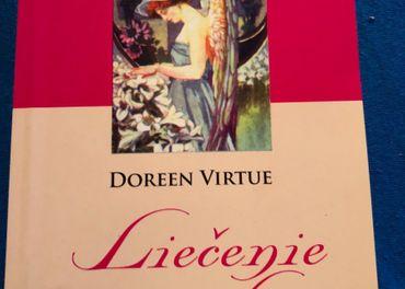 Doreen Virtue -Liečenie s anjelmi