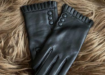 Nové kožené rukavice zn. Dorothy Perkins
