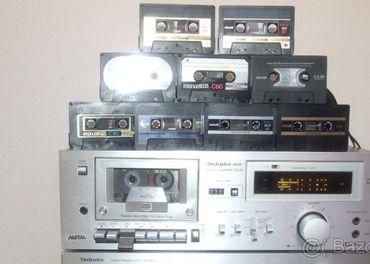 Predam tape deck Technics  a iné