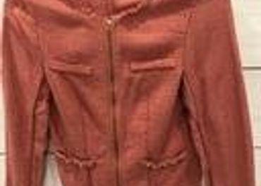 Staroružový kabátik stradivarius  S