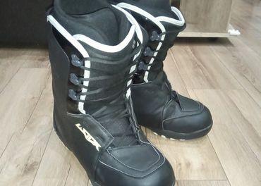 Predám snowboardové topánky WOOX