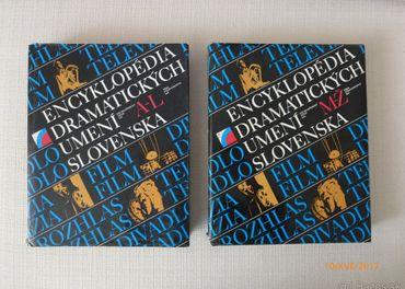 Predám knihu Encyklopédia dramatických umení Slovenska