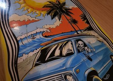 LONGBOARD Shaun White Baja 38