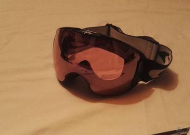 OAKLEY AIRBRAKE XL - JET BLACK/PRIZM Hi Pink Iridium