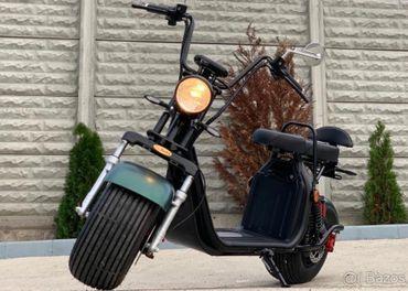 Harley elektricka kolobezka