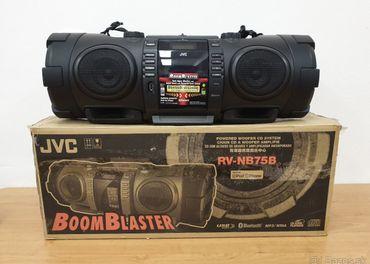 JVC RV-NB75B Boomblaster