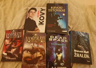Knihy pre mladých chlapcov